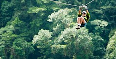 Canopy - Monteverde - tour in Costa Rica