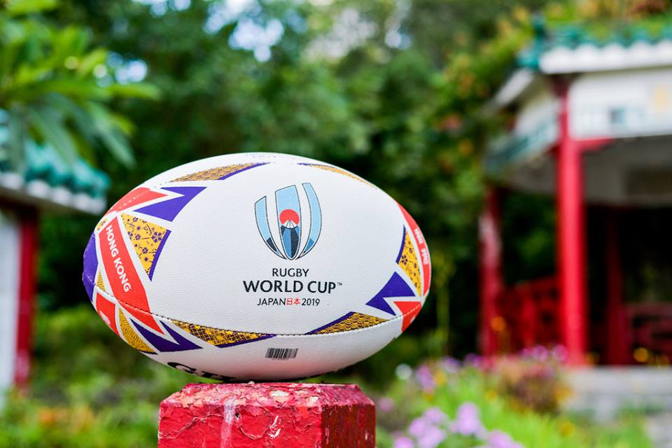 Rugby World Cup 2019 in Giappone