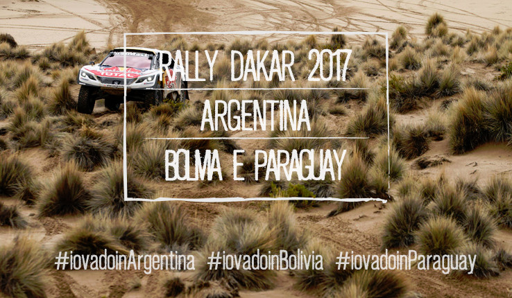 Rally Dakar in Bolivia