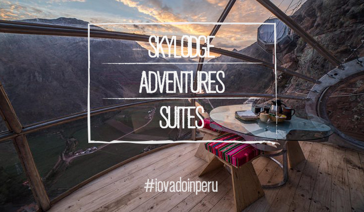 Skylodge Adventures Suites - Valle sacra degli Inca in Perù