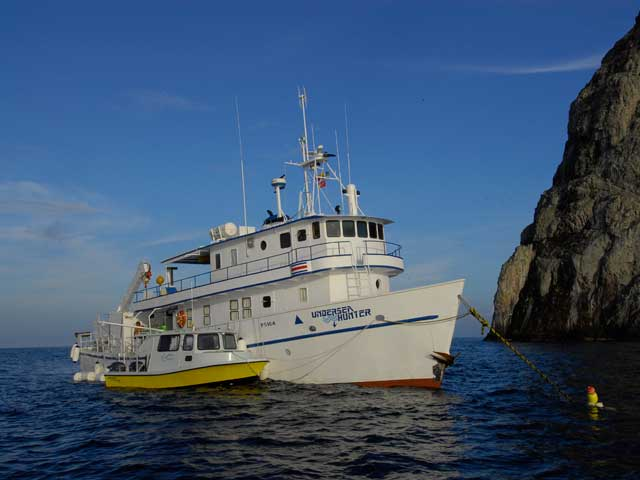 Crociere costa rica e diving ad isla del coco isola del for 110 piedi in metri