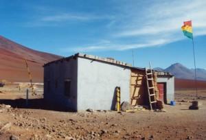 Hito Cajon > Cile - Bolivia