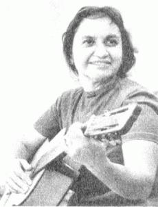 Violeta Parra > Poetessa e Cantante Cilena