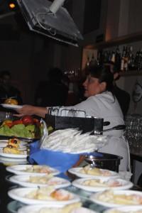 Aperutivo Roma - Chef Peruviana > Elsa Javier