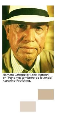 L atelier Homero Ortega è il negozio di cappelli ecuadoreni 3904b36a458d