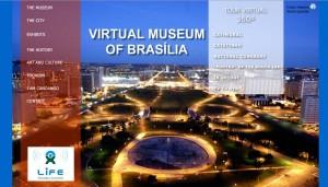 Museo Virtuale di Brasilia - Viaggio in Brasile