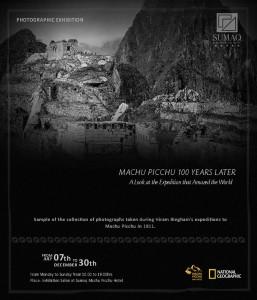 Mostra Fotografica Machu Picchu - Sumaq Hotel - Aguas Calientes