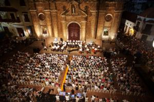 Festival Musica Cartagena > Colombia