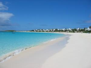 Anguilla - spiaggia da sogno