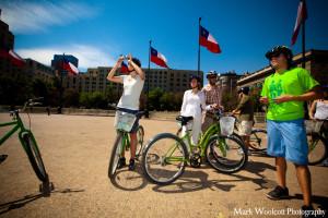 Bike Tours Santiago del Cile